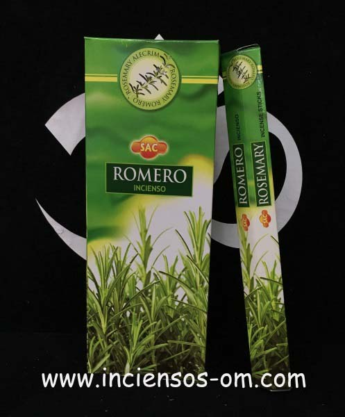 Incienso Romero rosemary SAC